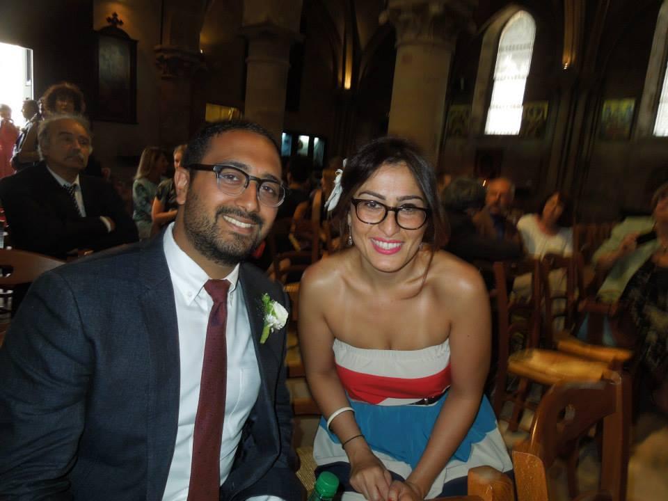 David + Maryam