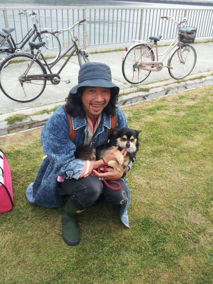 Yoshio from Naoshima