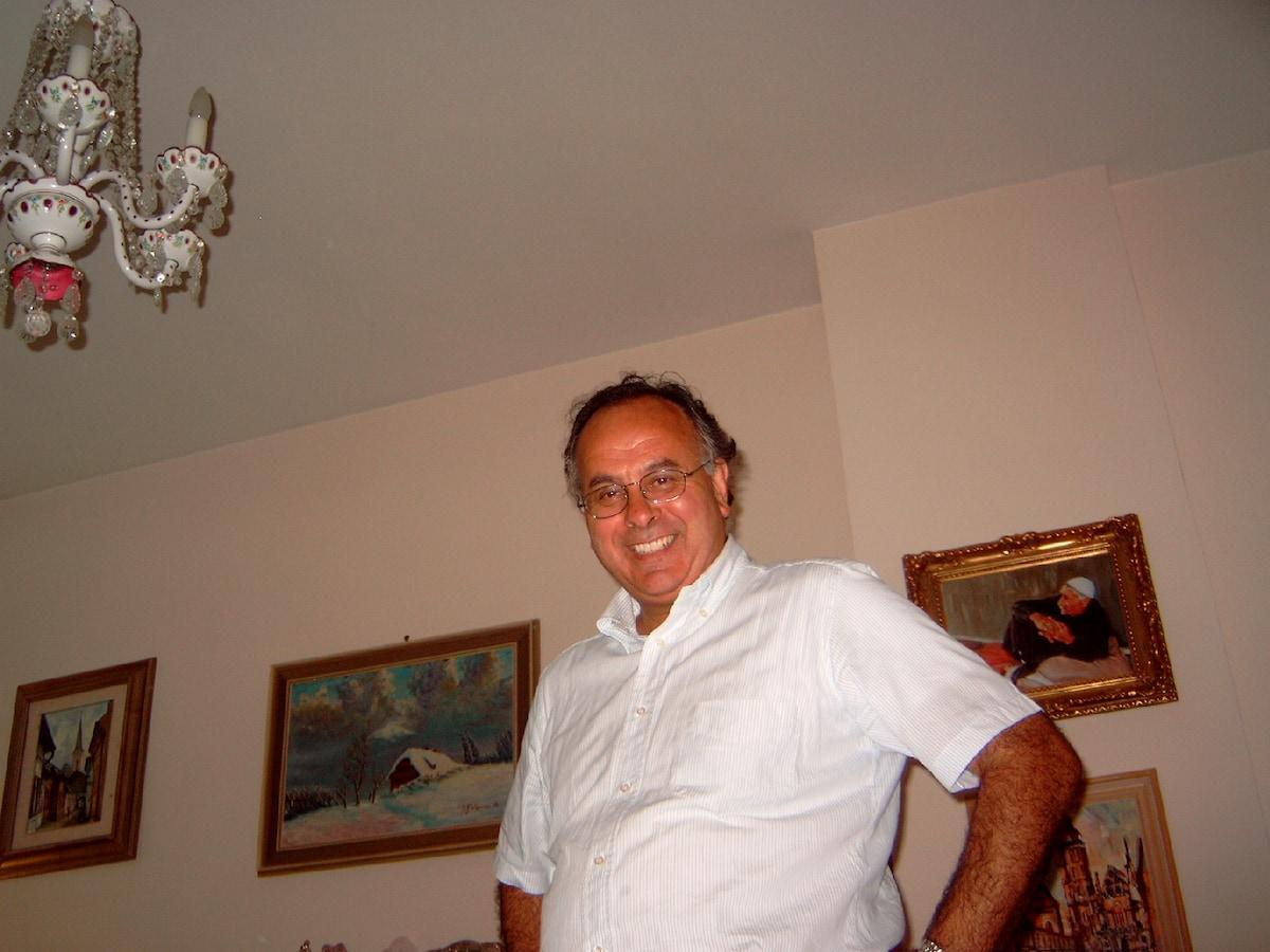 Bassam from frascati