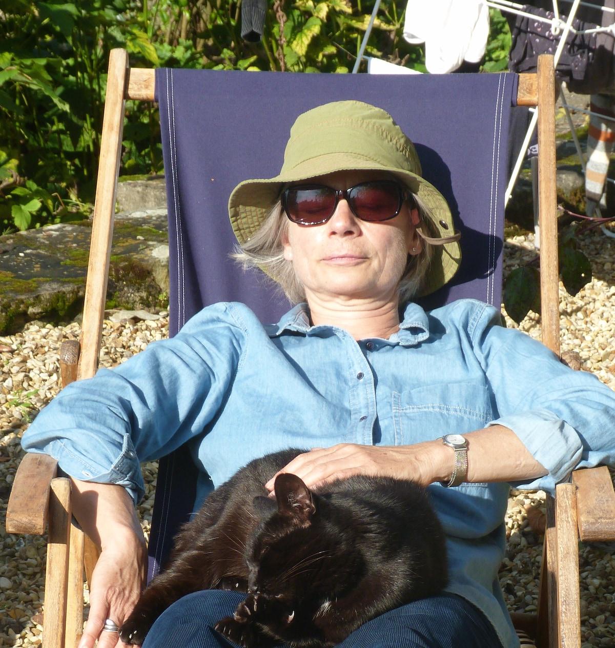 Claire from Samois-sur-Seine