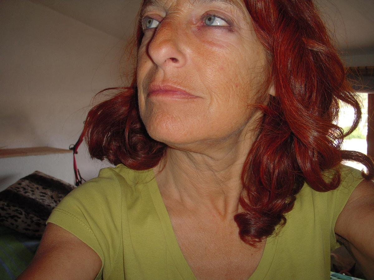 Cristina From Hinojales, Spain