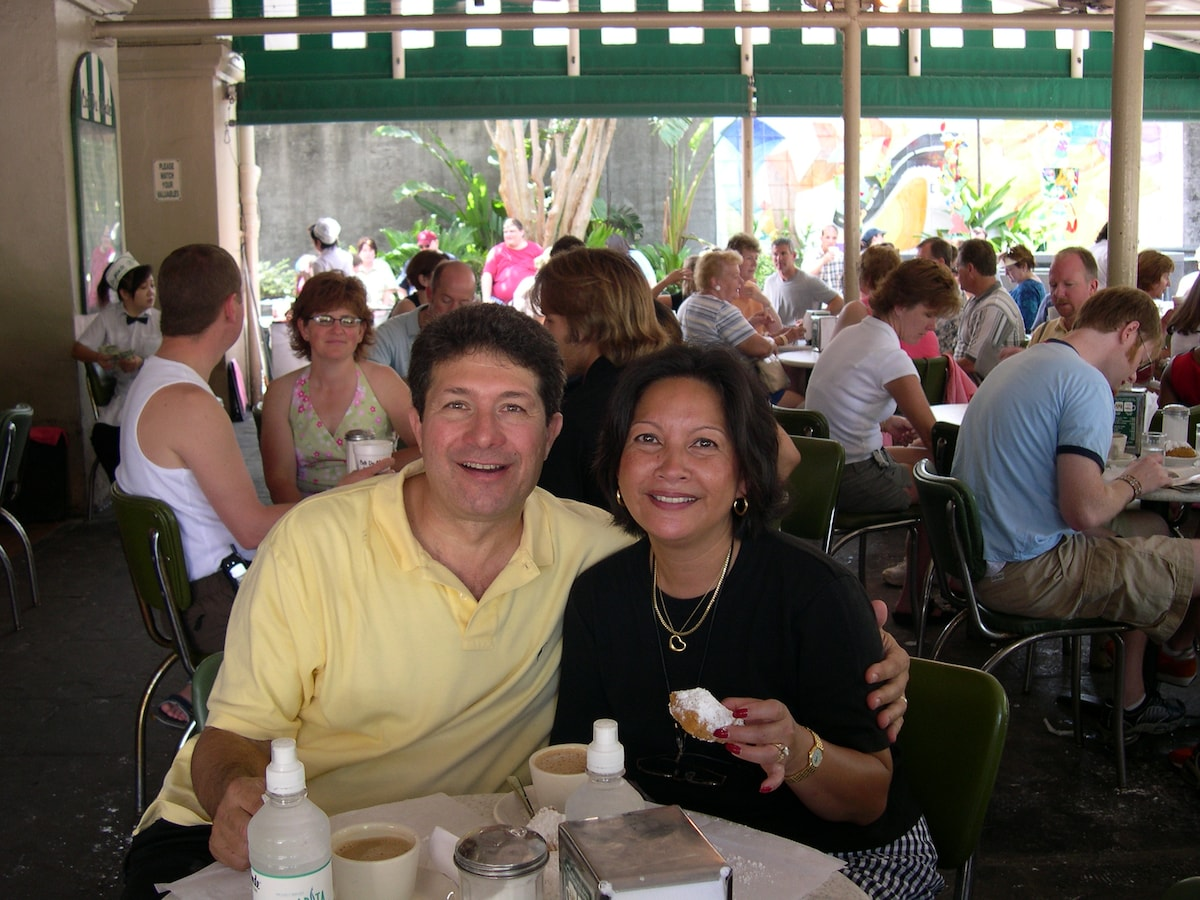 Peter & Nancy From San Mateo, CA