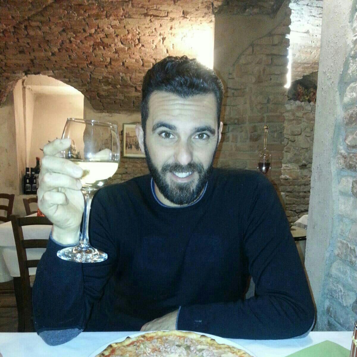 Mario From Marsala, Italy