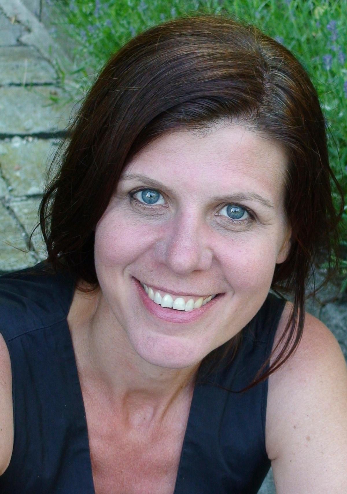 Anne from Antwerpen