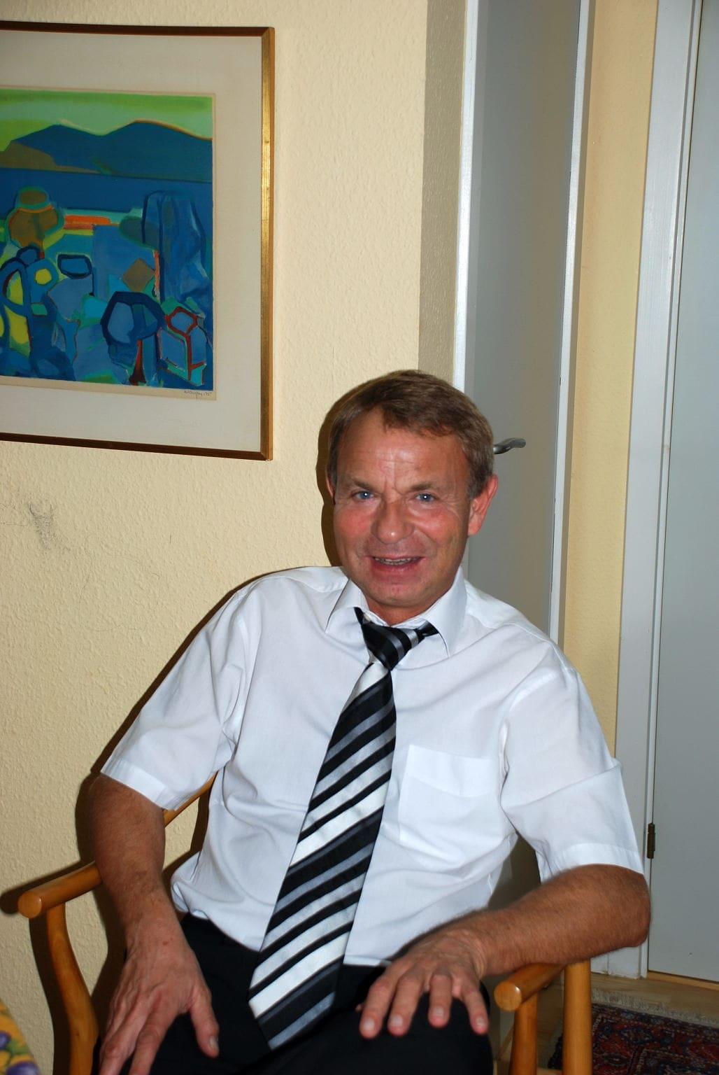 Jørgen From Hørsholm, Denmark