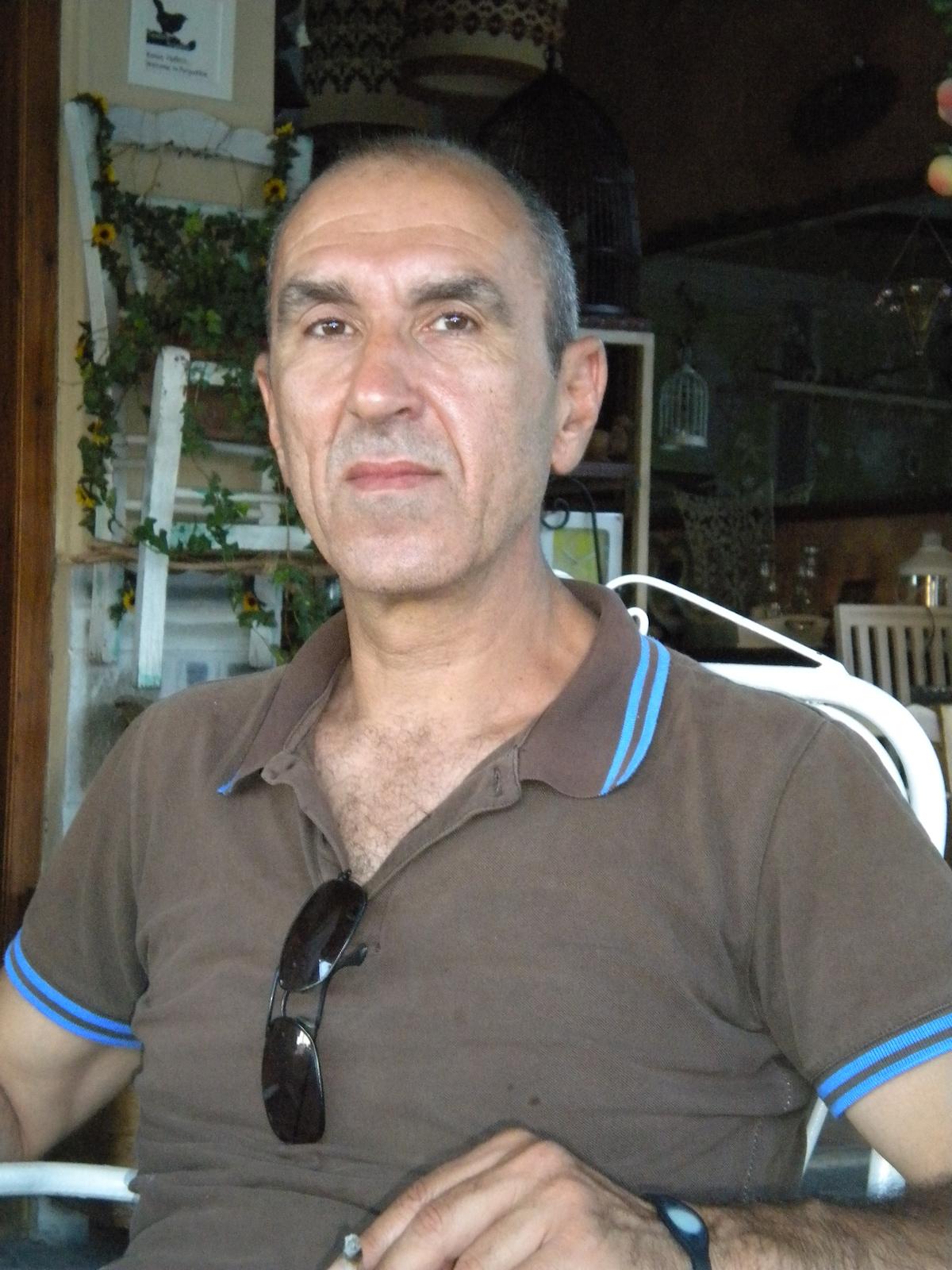Athanasios From Thessaloniki, Greece