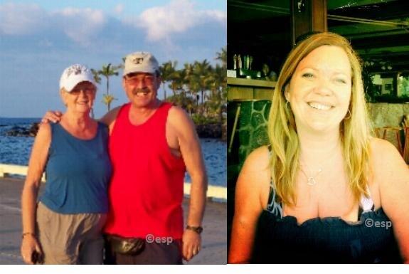 Sharon, Ernie & Sandra from Kailua-Kona