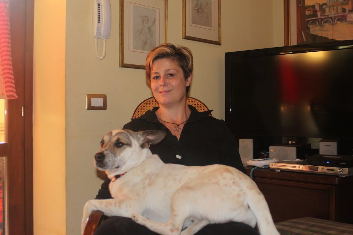 Gabriella from Ladispoli