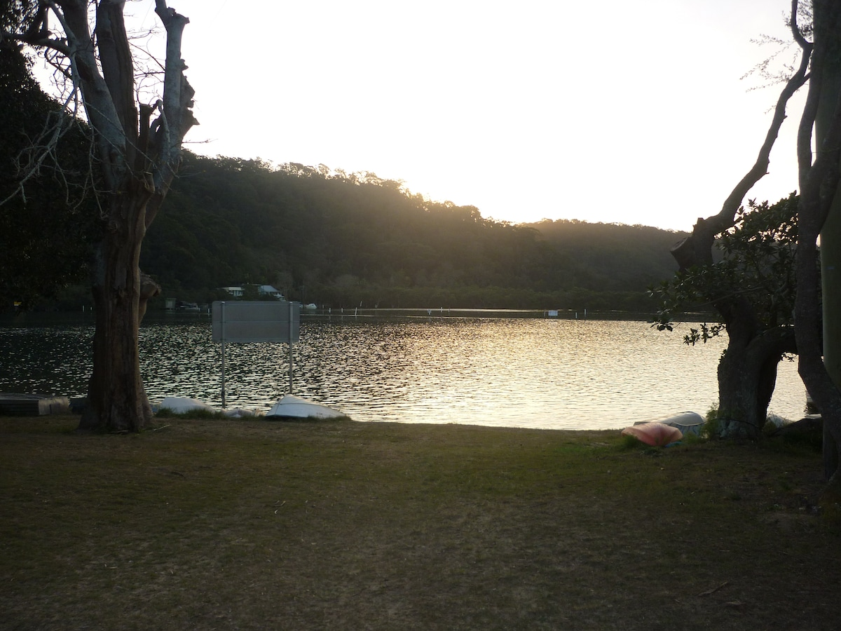 One visit to Patonga and our family fell in love w