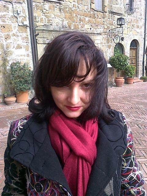Lucia From Cortona, Italy