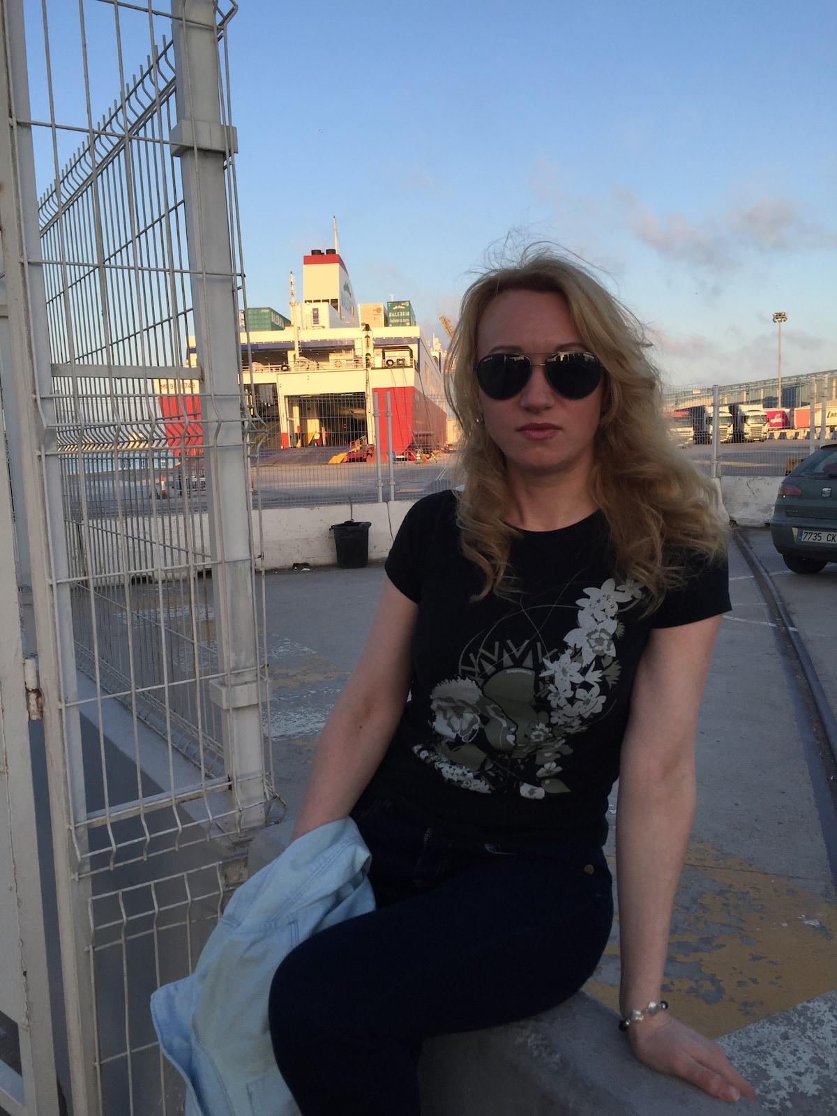 Maryna from Palma