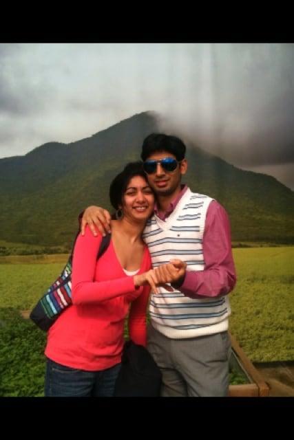 Anjana And Karthik