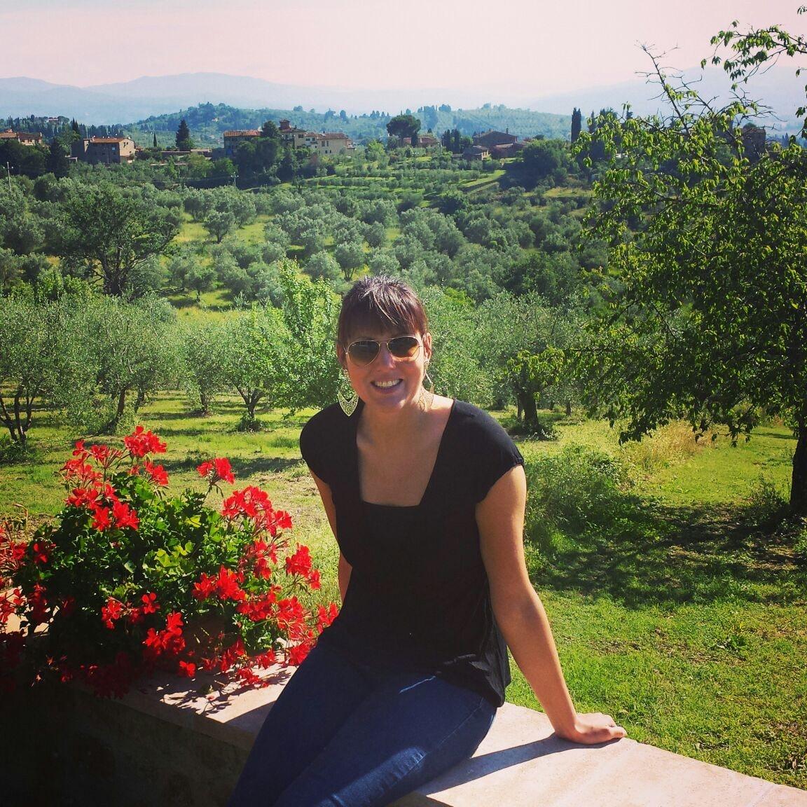 Sono nata e cresciuta a Riva del Garda. Mi sono la
