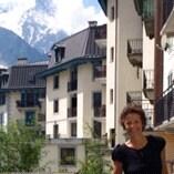 Joanna from Chamonix