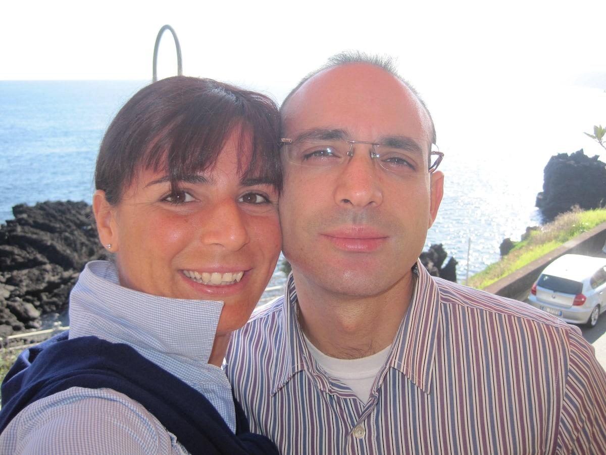 Antonio Maurizio From Acireale, Italy