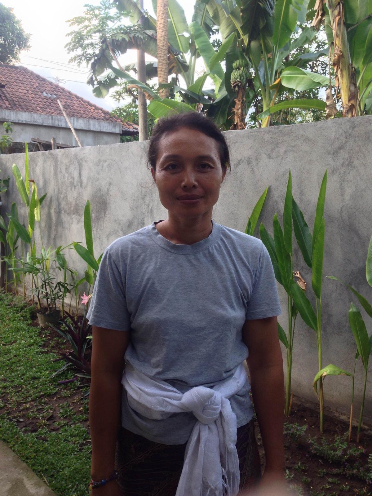 I Gusti Ayu from Ubud