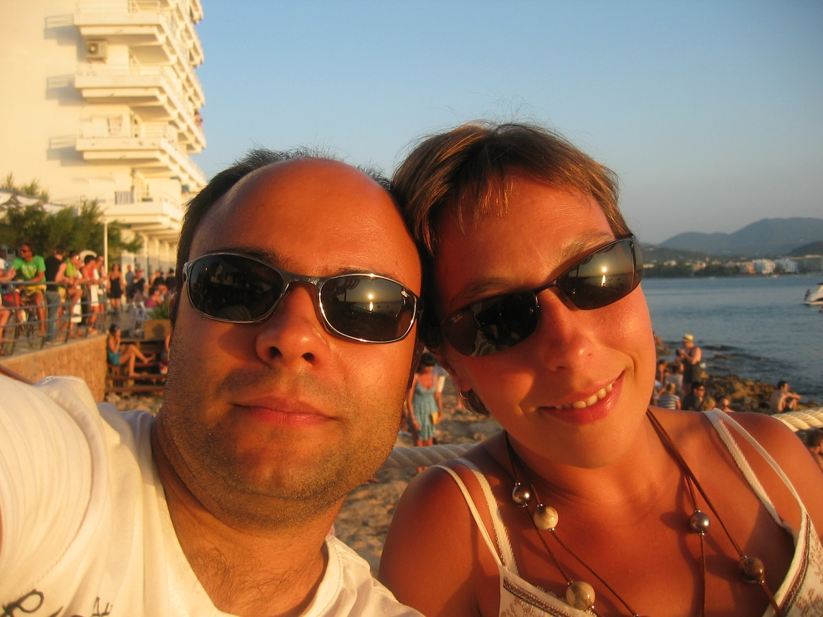 Pedro And Claudia from Lisbon