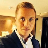 Andreas From Knivsta, Sweden