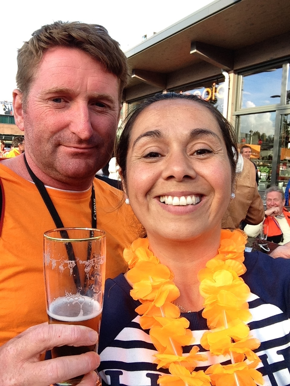 Paul & Maria from Hoofddorp