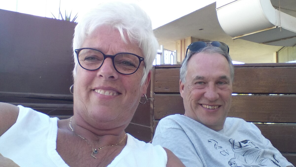 Hans & Jessie from Almere