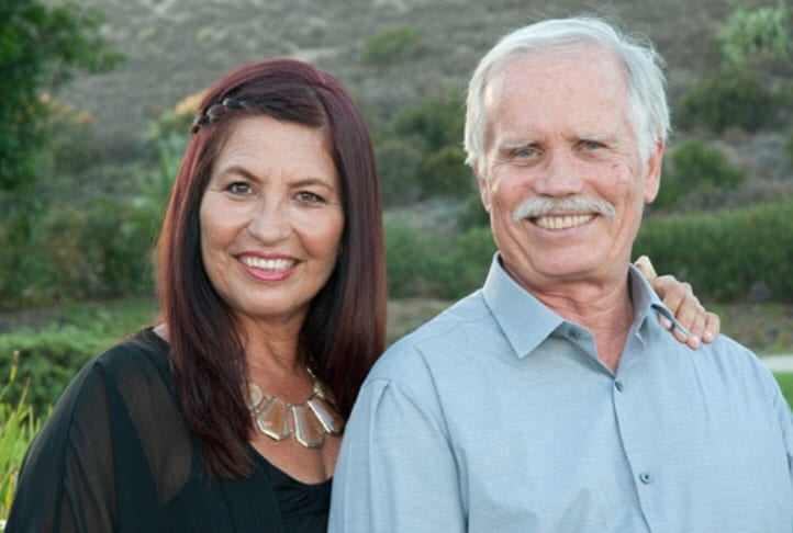 Marie & Charles from San Diego
