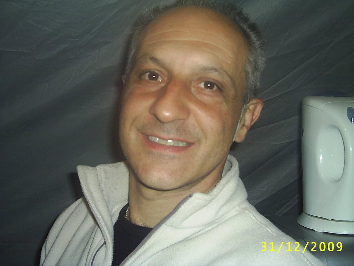 Maurizio From Bagni San Filippo, Italy