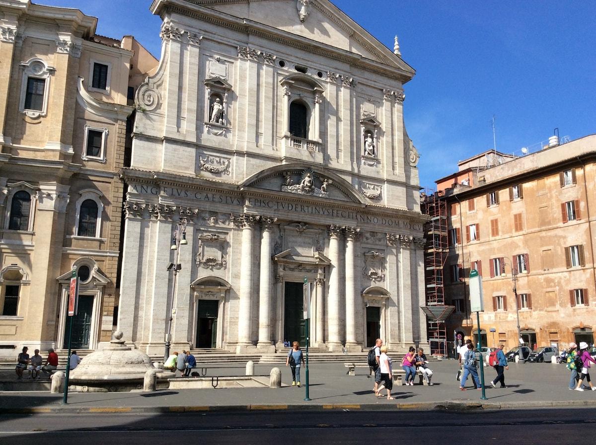 Dana from Rome