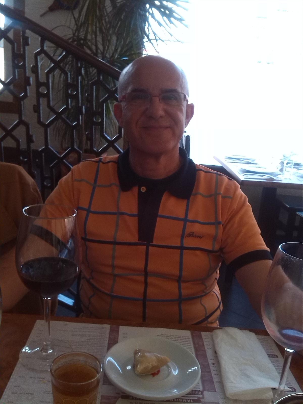 Jose Pedro From Torremolinos, Spain