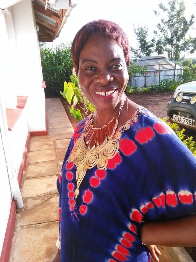 Helen from Siaya