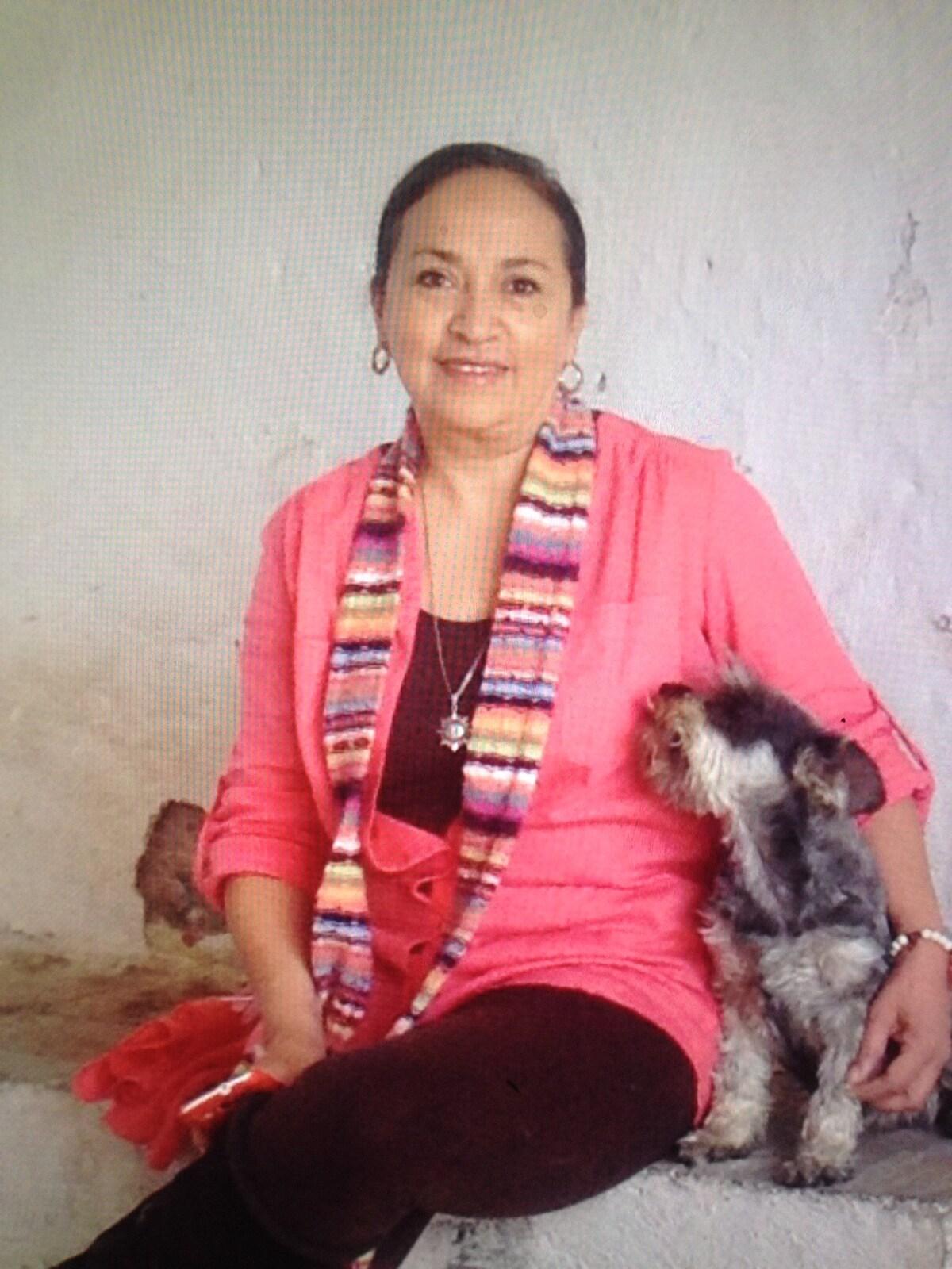 Lourdes from Huamantla