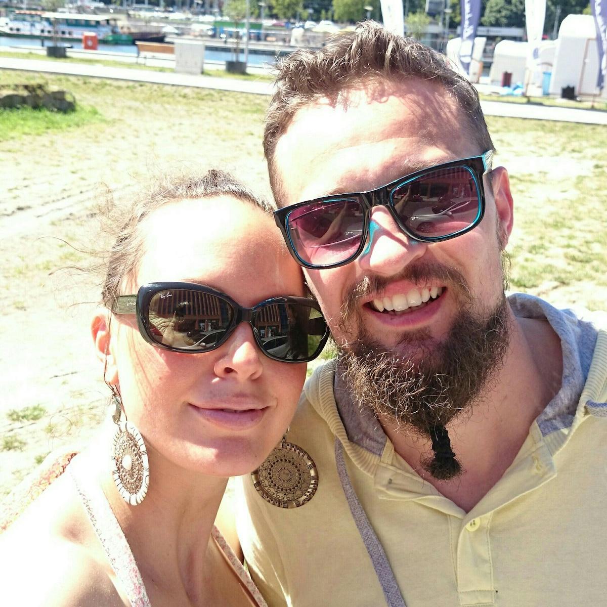 Marta & Ryszard from Szczecin