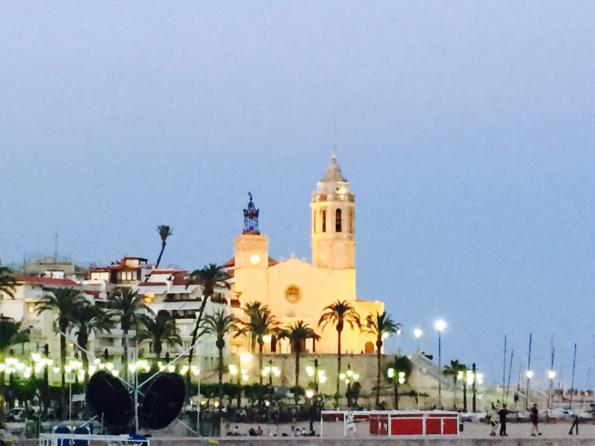 Ewald from Sitges