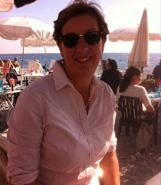 Fabienne from Pommard