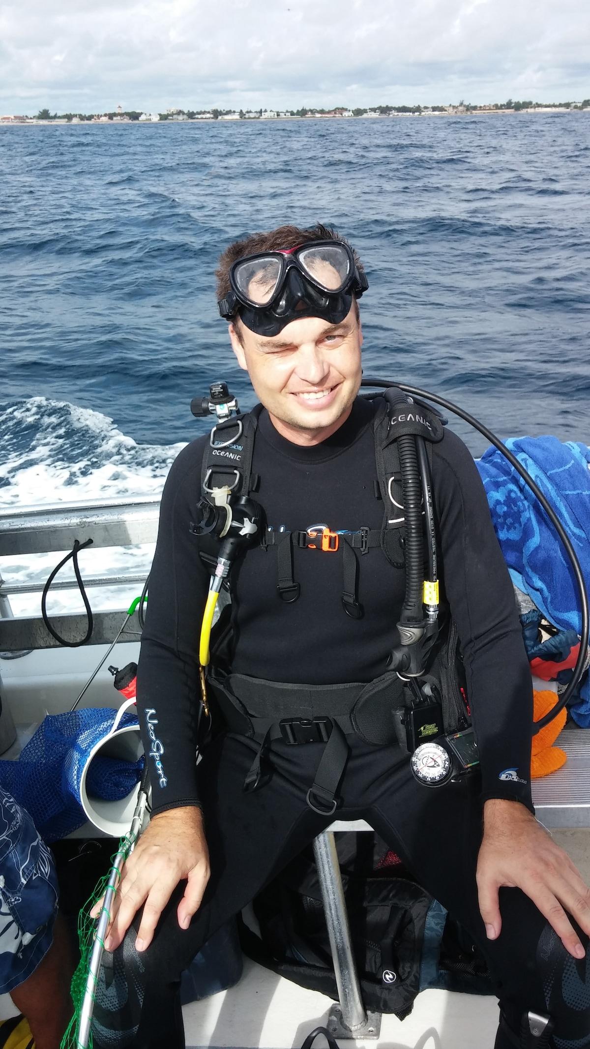 Andrey from Sarasota