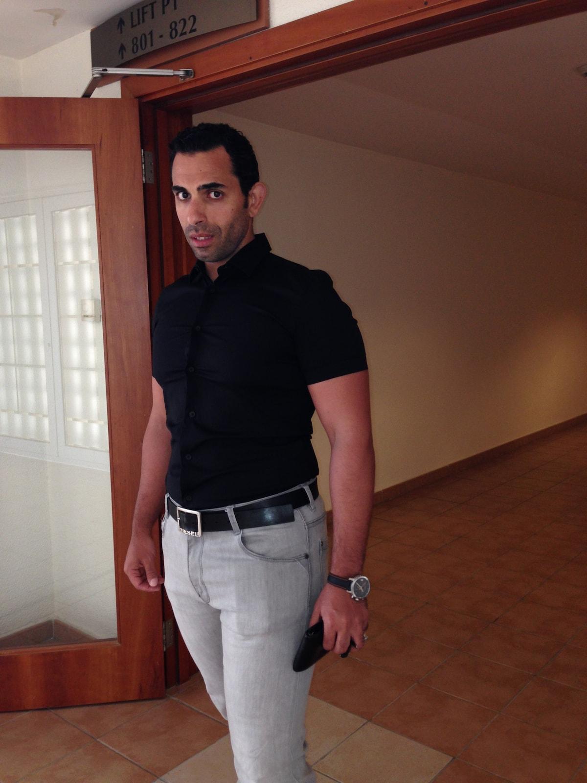 Mohamed from Toronto