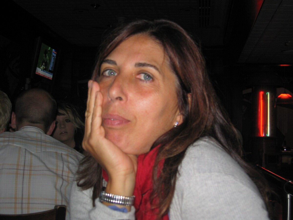 Patrizia From Massa Martana, Italy