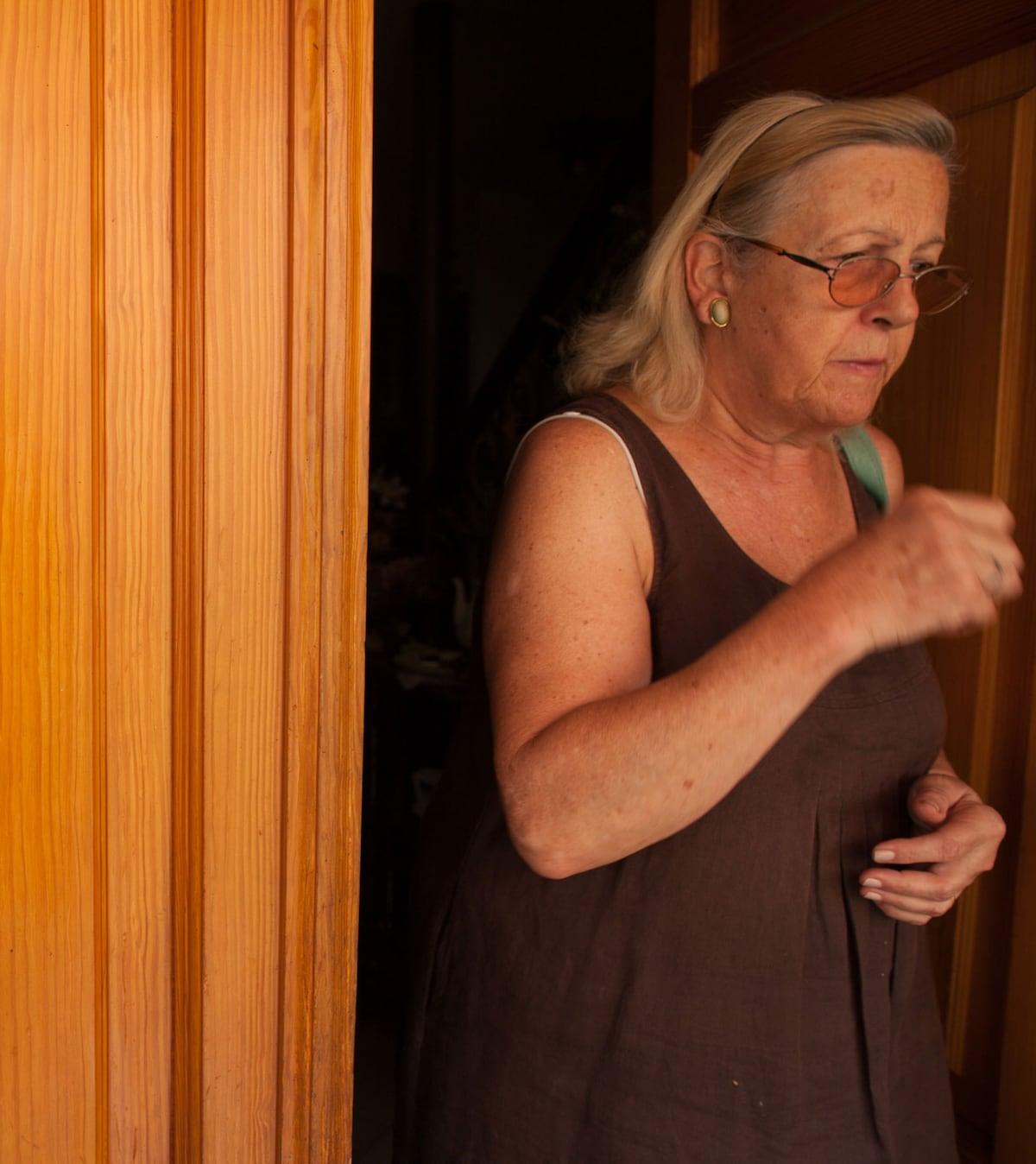 Maria Luisa from Picinisco