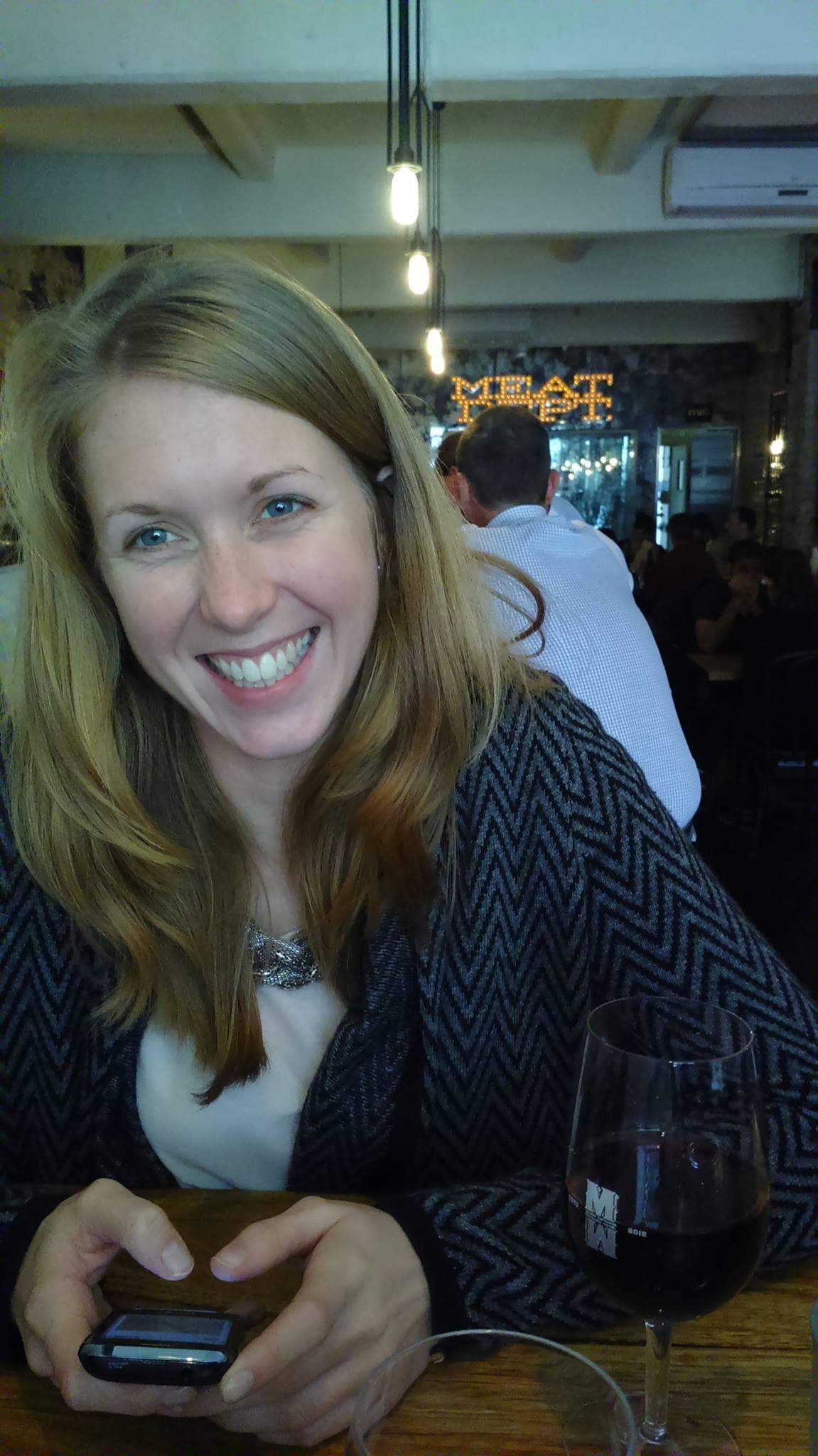 Leah from Kensington