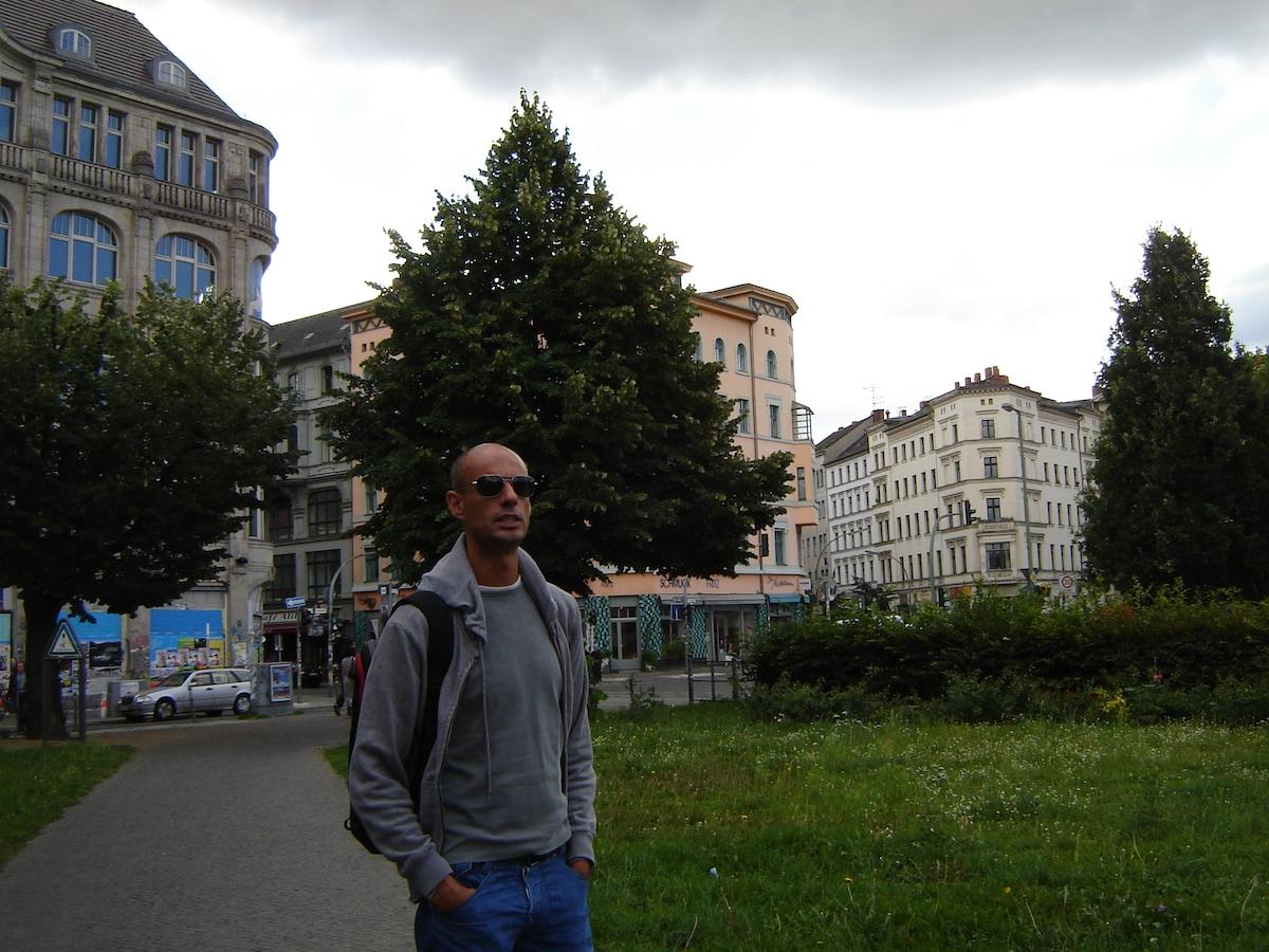 Nuno from Lisbon