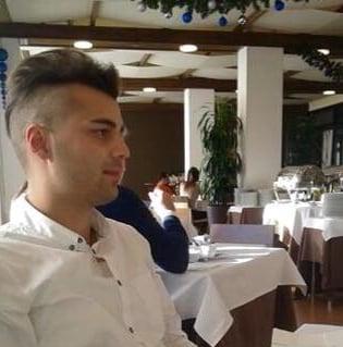 Niccolo' from Perugia