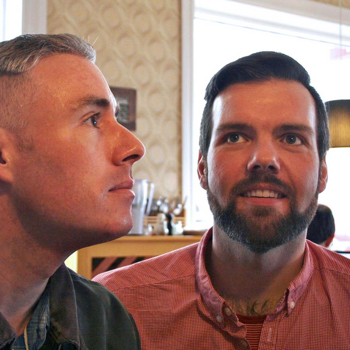 Lloyd And Raggi from Reykjavik