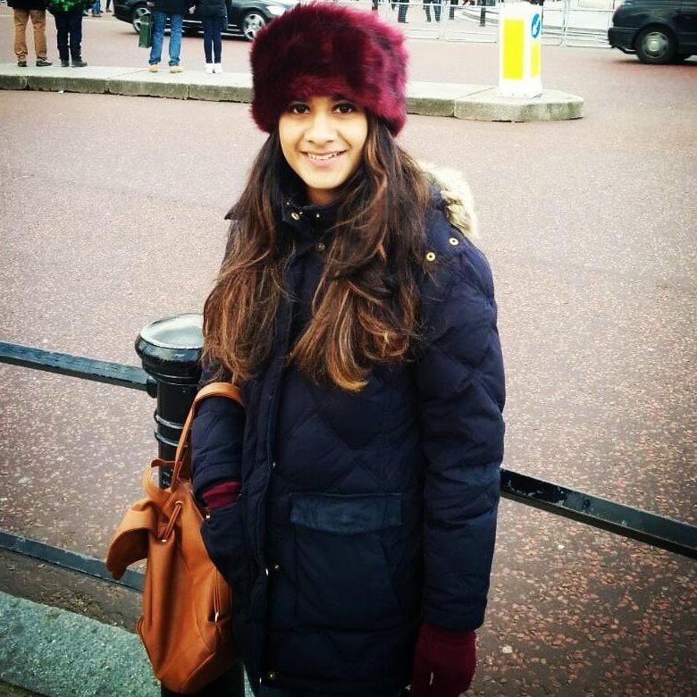 Priyanka from Dublin