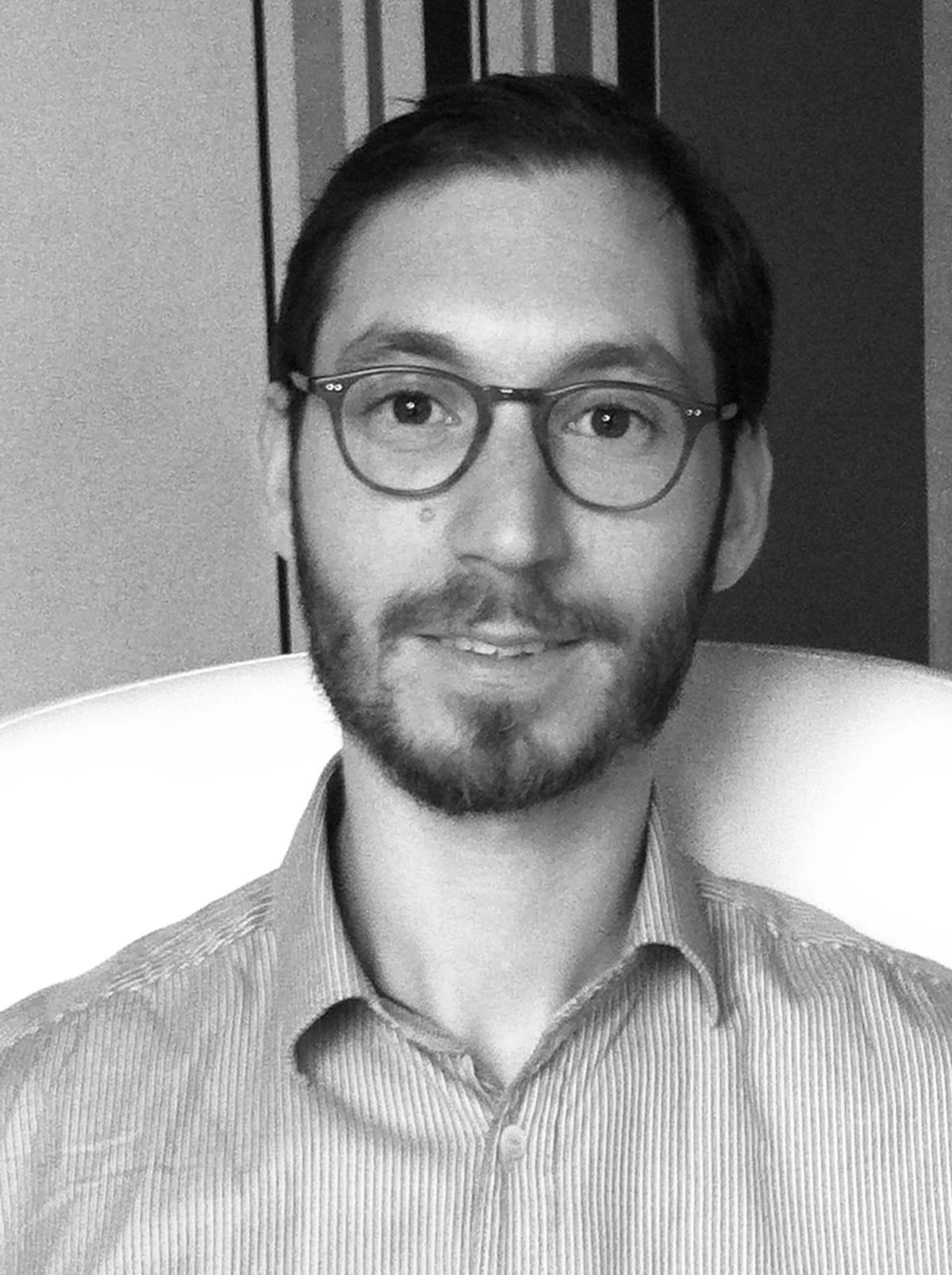 Daniel from Strasbourg