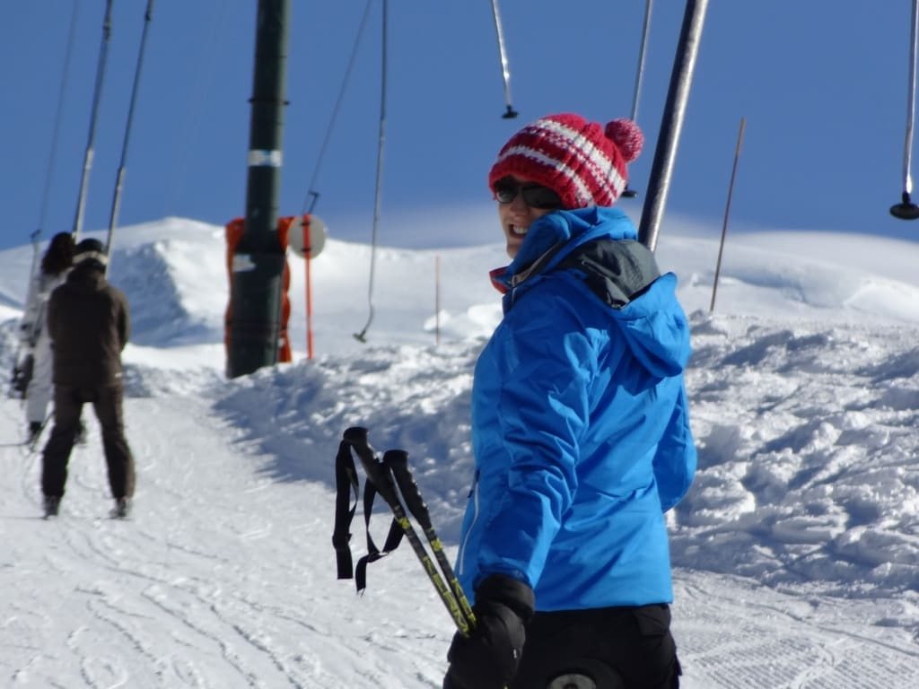 Aisling from Chamonix-Mont-Blanc