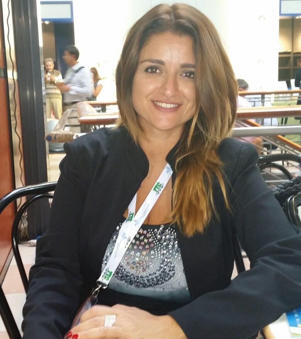 Giovanna From Santa Maria del Cedro, Italy