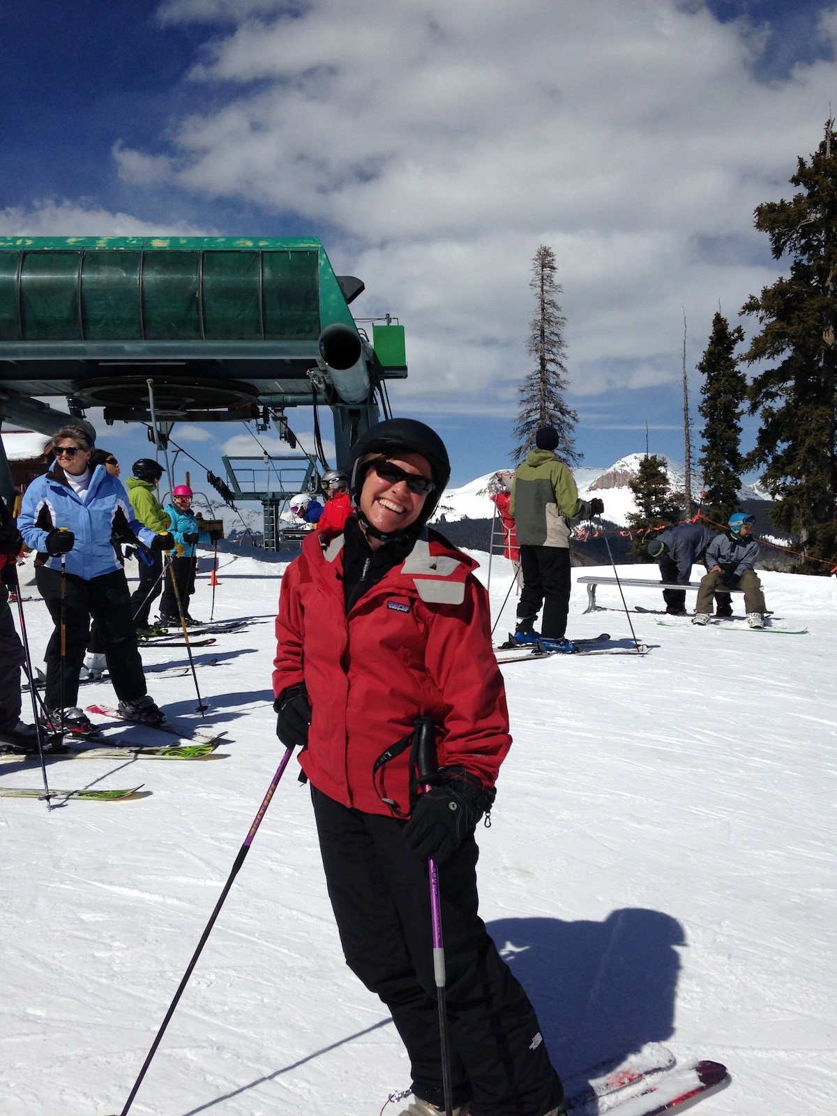 Tracy from Telluride