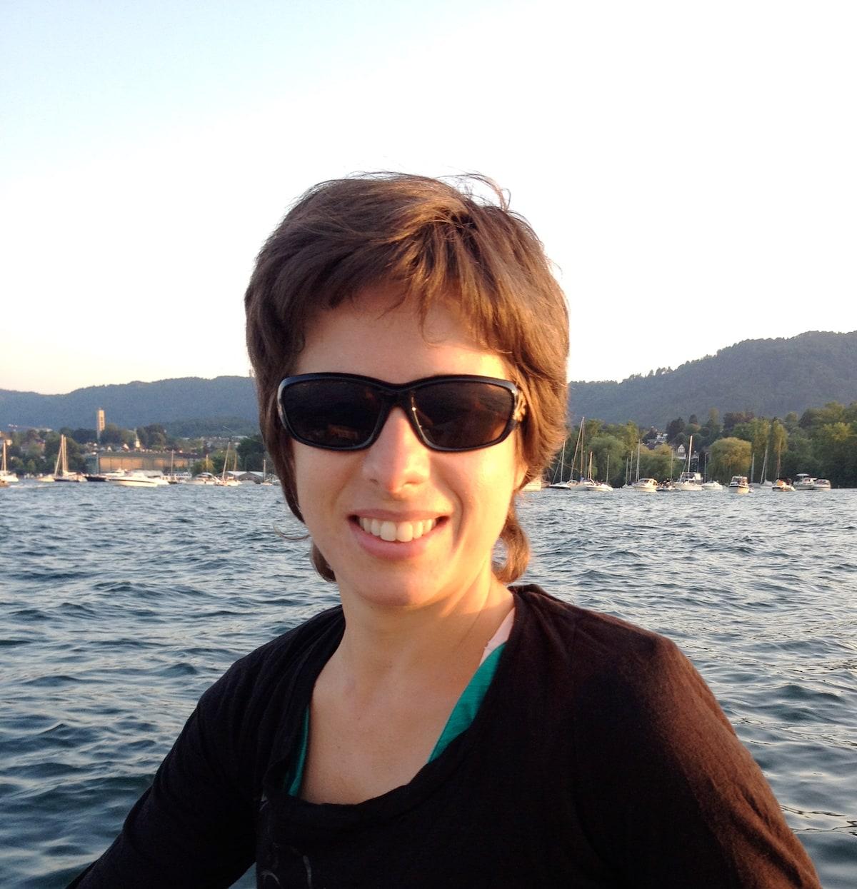 Sarah From Winterthur, Switzerland