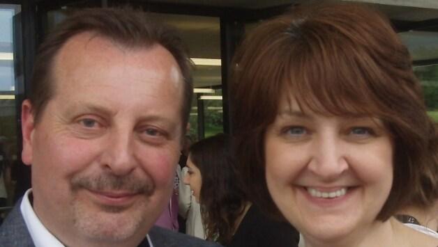 Judy & Hugh from Milton Keynes