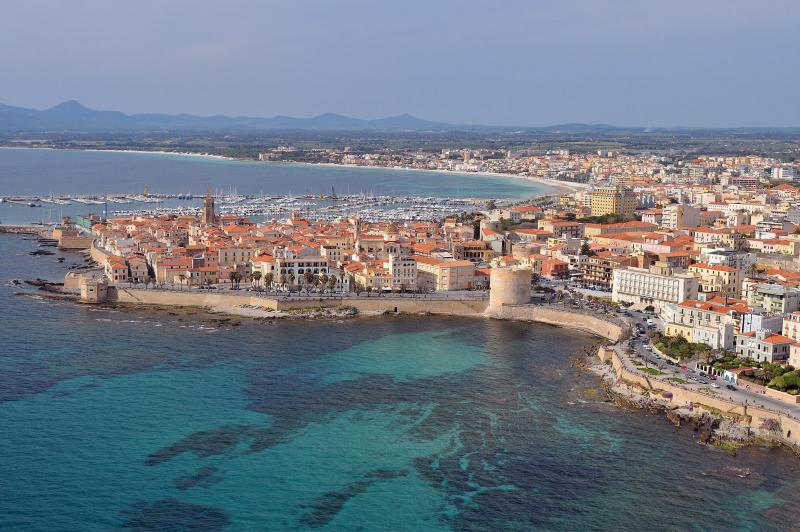 Alghero is the most beautiful little town ever! I