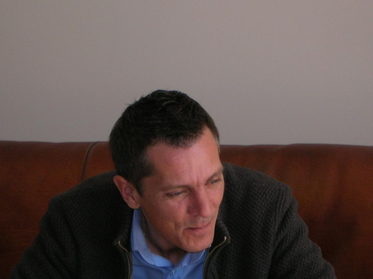 Olivier from L'Isle-sur-la-Sorgue